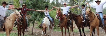 חלום עולמי - טיולי סוסים בצפון הכנרת